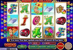 Play  Wheel of Chance Slots now!
