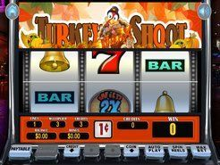 Turkey Shoot Wild X Slots